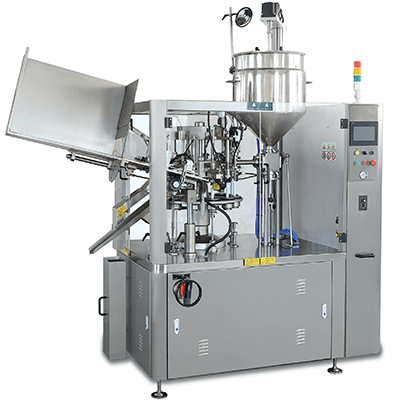 Automatic Tube Filling and Sealing Machine TFS-80