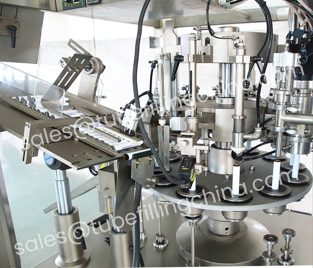 13 advantages of tube filling and sealing machine