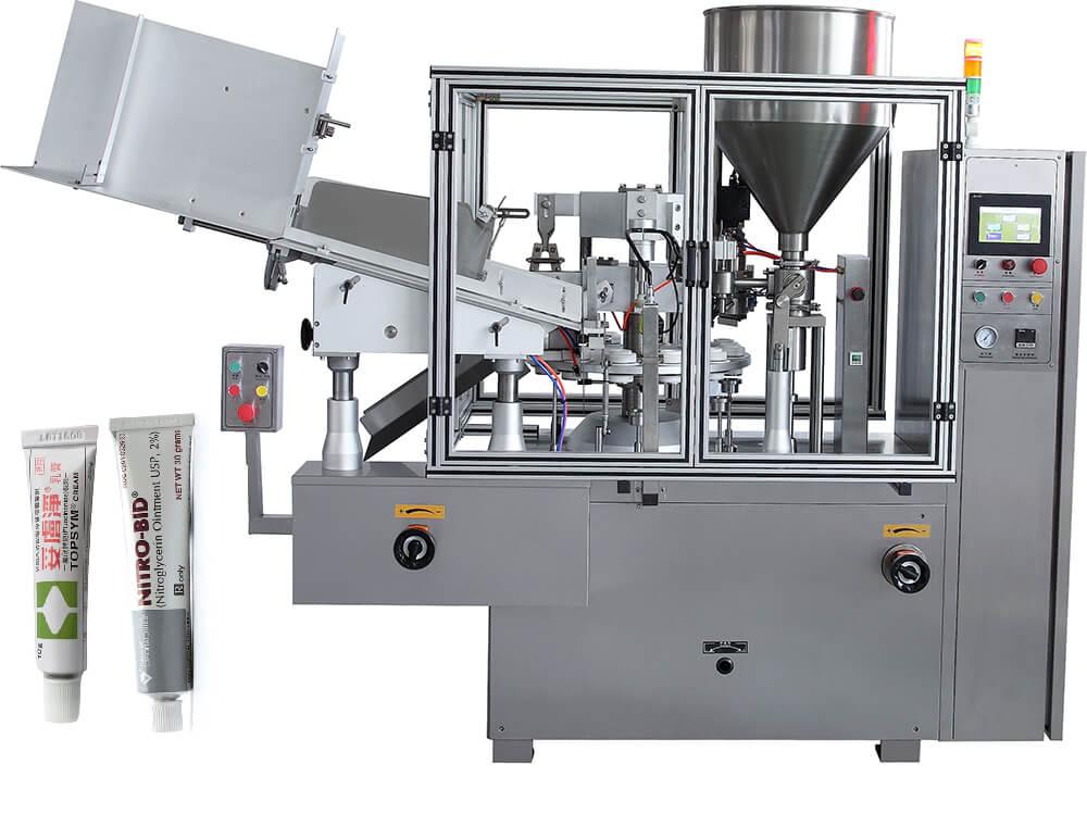 Aluminium Tube Filling and Sealing Machine TFS-60B