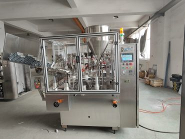 Operation precautions for tube filling and sealing machine